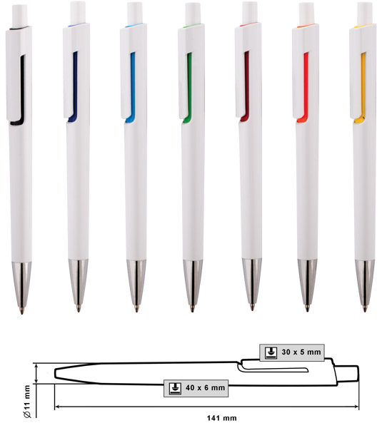 Пластмасови химикалки модел: № MP-9097