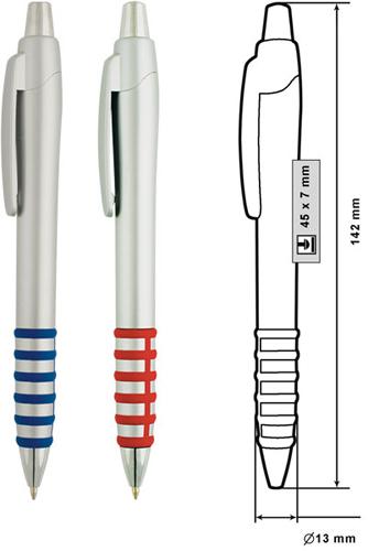 Пластмасови химикалки модел: № MP-943B