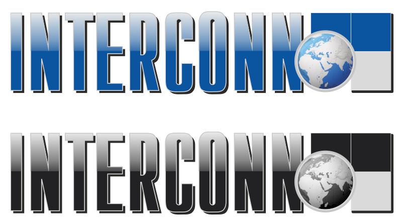 Лого на строителна фирма Interconn