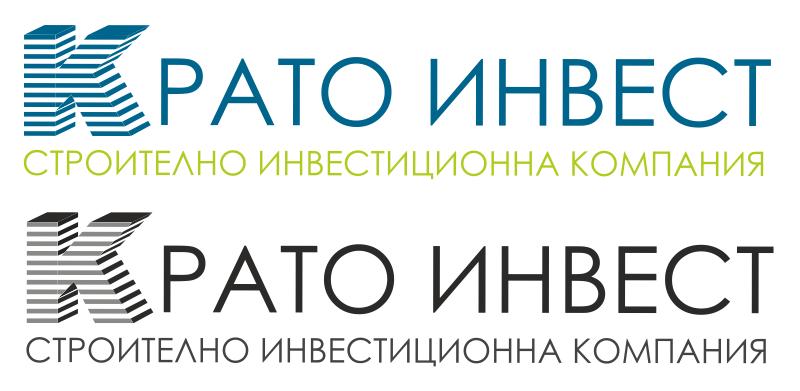 Лого на строителна фирма Крато Инвест