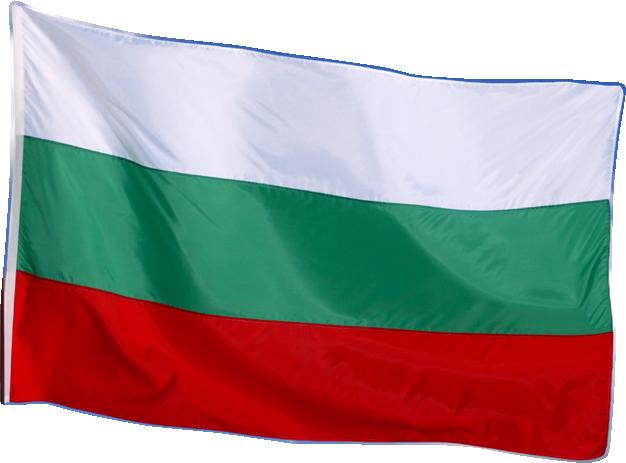 Българско знаме за вътрешни и външни условия, за кол, за пилон