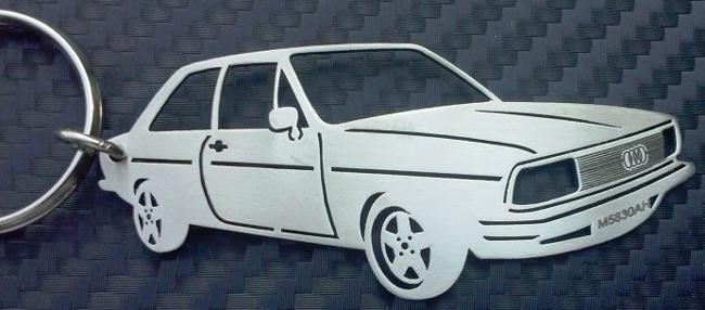 Audi модел 80 B2 купе