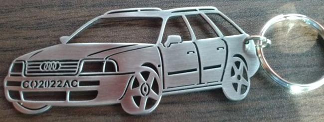 Audi модел 80 B4 авант