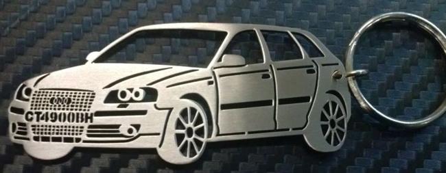 Ауди модел A3 sportback new