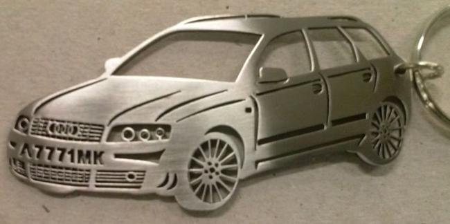 Ауди модел A4 B6 avant