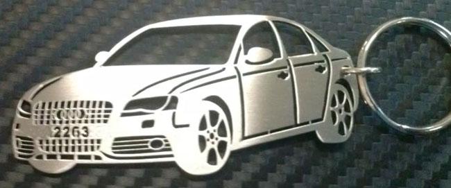 Ауди модел A4, B8, sedan