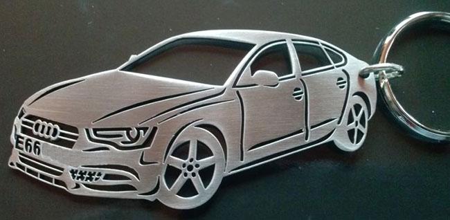 Ауди модел A5, sedan