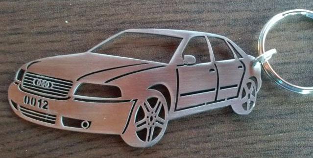 Ауди модел A6, 1995