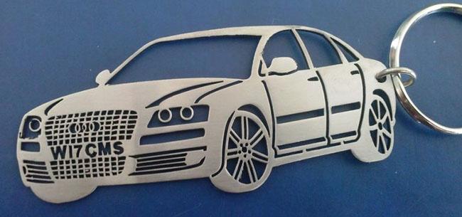Ауди модел A8, sedan, new