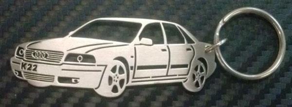 Ауди модел A8, sedan