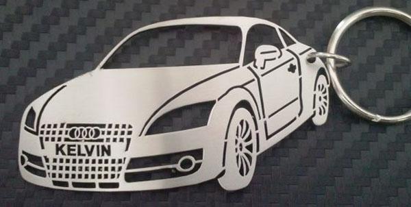Ауди модел TT