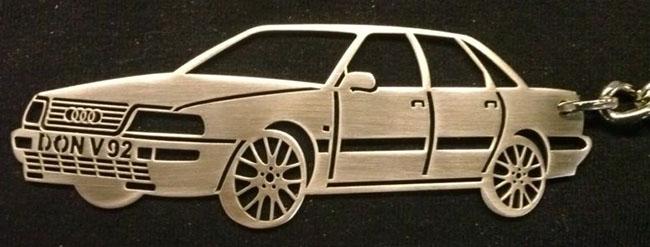 Ауди модел V8 sedan