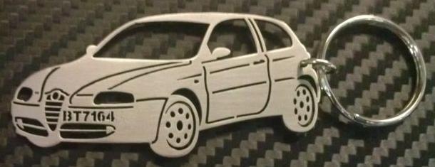 Alfa Romeo, модел 147