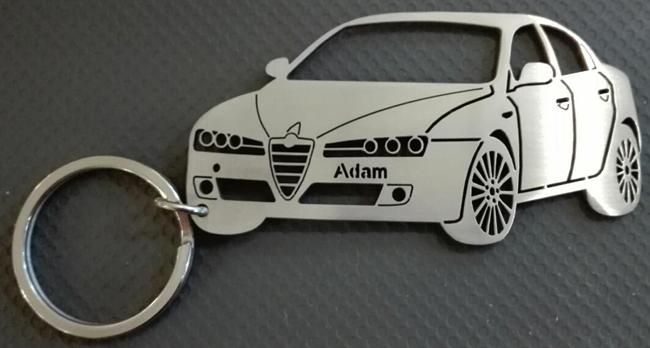 Алфа ромео, модел 159 седан