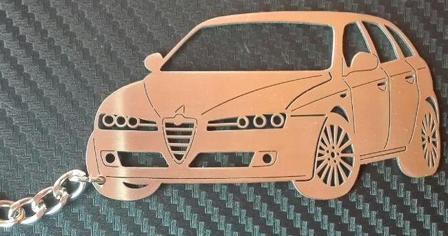 Алфа ромео, модел 159 sportwagon