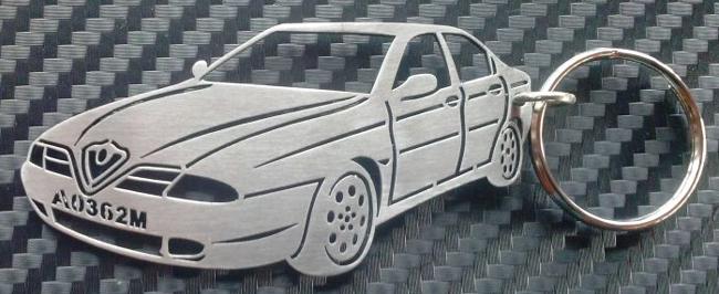 Алфа ромео, модел 166